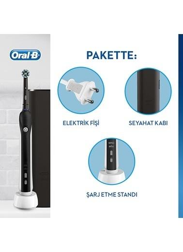 Oral-B OralB Pro 750 Power Şarjlı Diş FırÇası Siyah